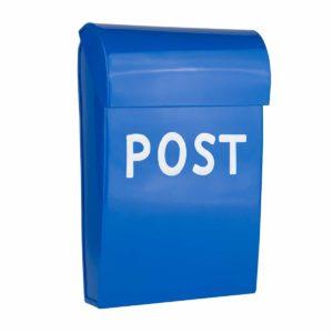 Briefkasten Kinderspielhaus Kinderzimmer blau
