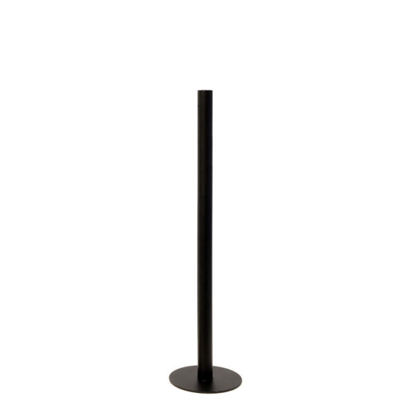 Storefactory Kerzenständer Ekeberga 60 cm schwarz
