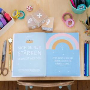 Tagebuch für Kinder - Eine Woche voller Glück