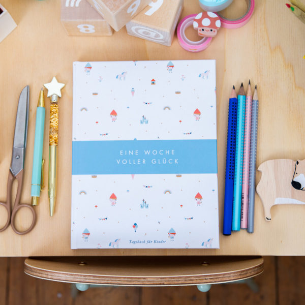 Tagebuch für Kinder, Glück