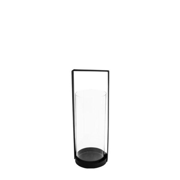 Storefactory Kvarnvik Windlicht, schwarz