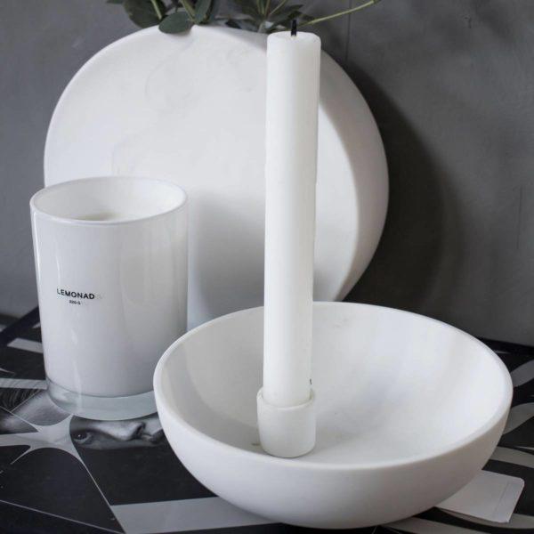 Lidatrop weiß 15 cm von Storefactory