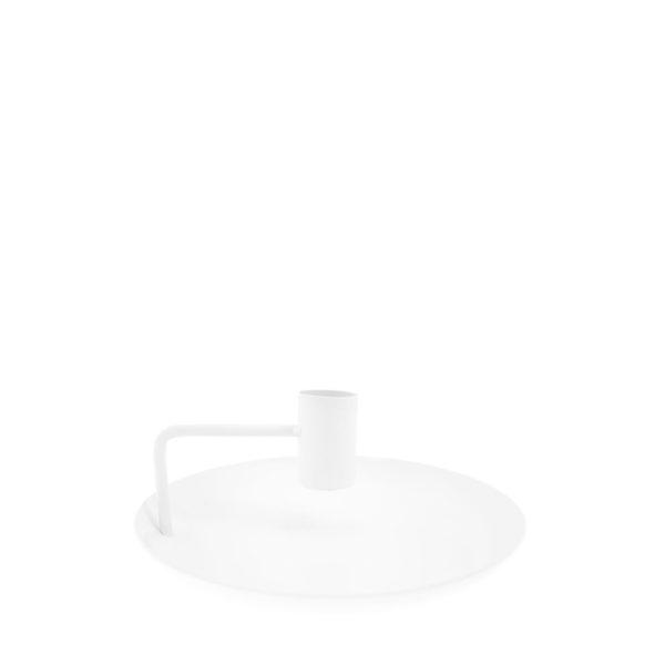 Storefactory Kerzenständer Tegelviken weiß 266120