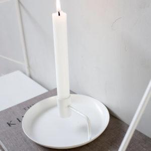 Storefactory Tegelviken Kerzenständer weiß 266120