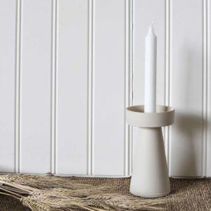 Storefactory Talbo beige groß Kerzenständer 288106