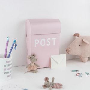 Mini Briefkasten Kinderzimmer