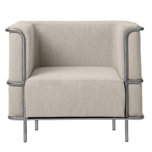 Kristina Dam Modernist Lounge Chair