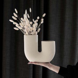 Stravalla Vase beige